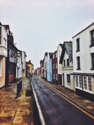 old town Hastings