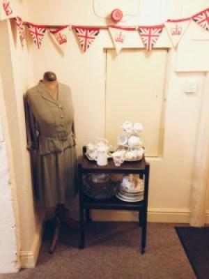Bea's vintage tea rooms Bath