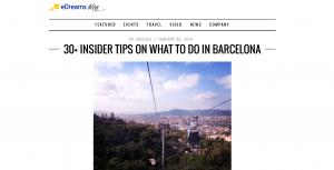 barcelona bloggers