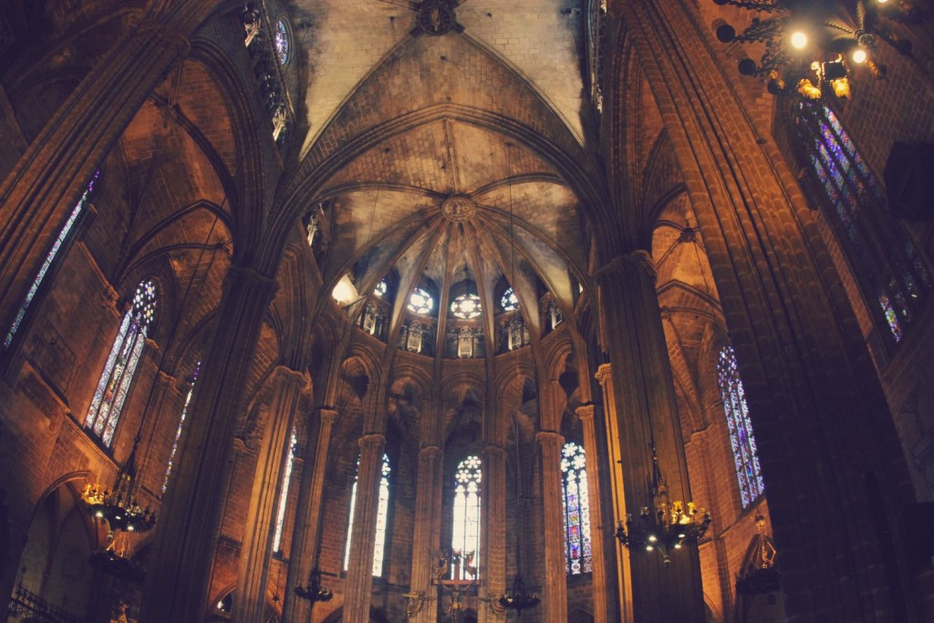 Barcelona - The Cathedral