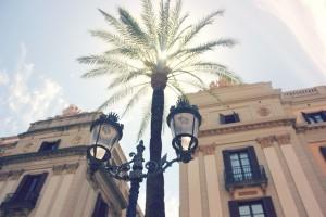 Photos of Barcelona - Plaza de Reial