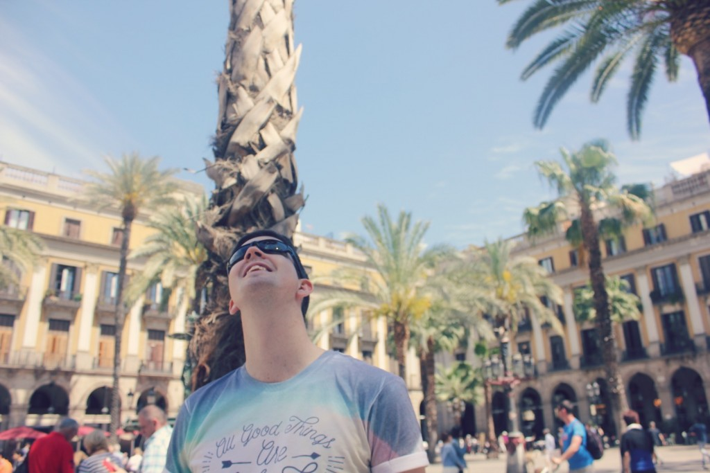 Barcelona - Plaza de Reial