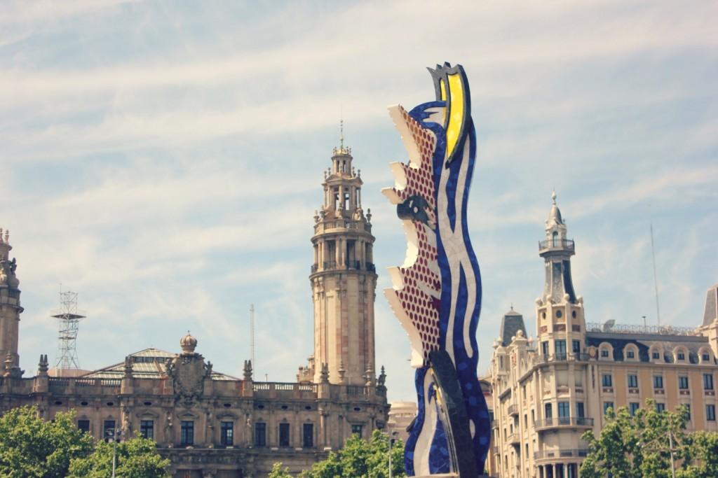 Barcelona - Gaudi Head