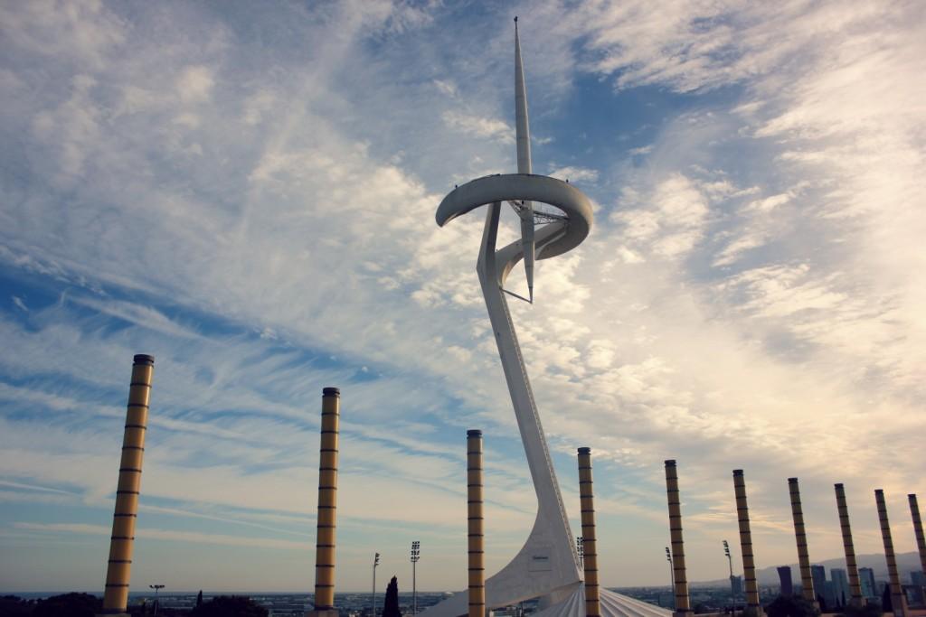 Barcelona - olympic park