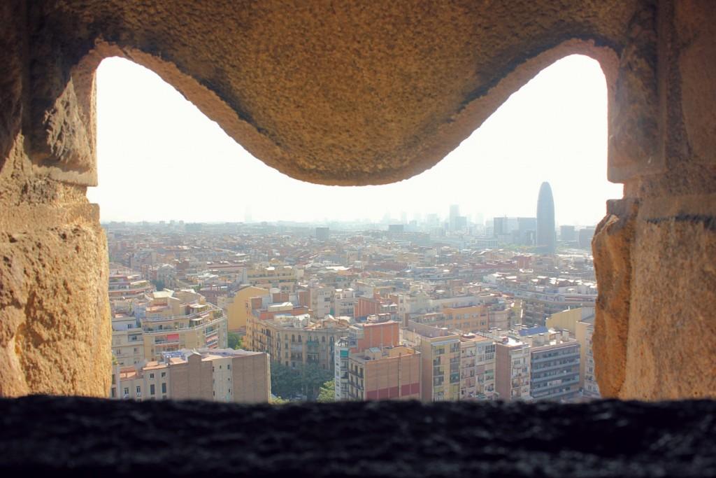 gaudi in Barcelona - Nativity Facade