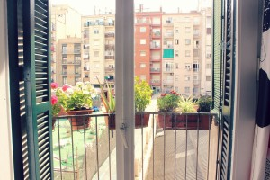 Photos of Barcelona - our apartment