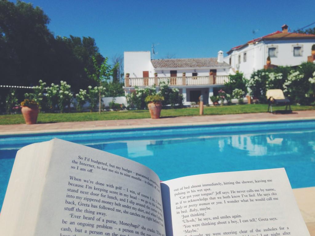june - reading in spain