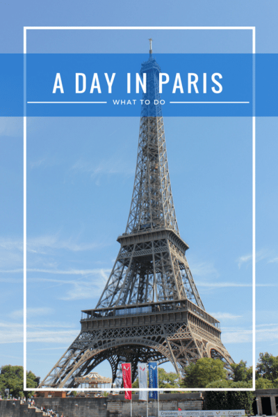 A Day in Paris - pin it