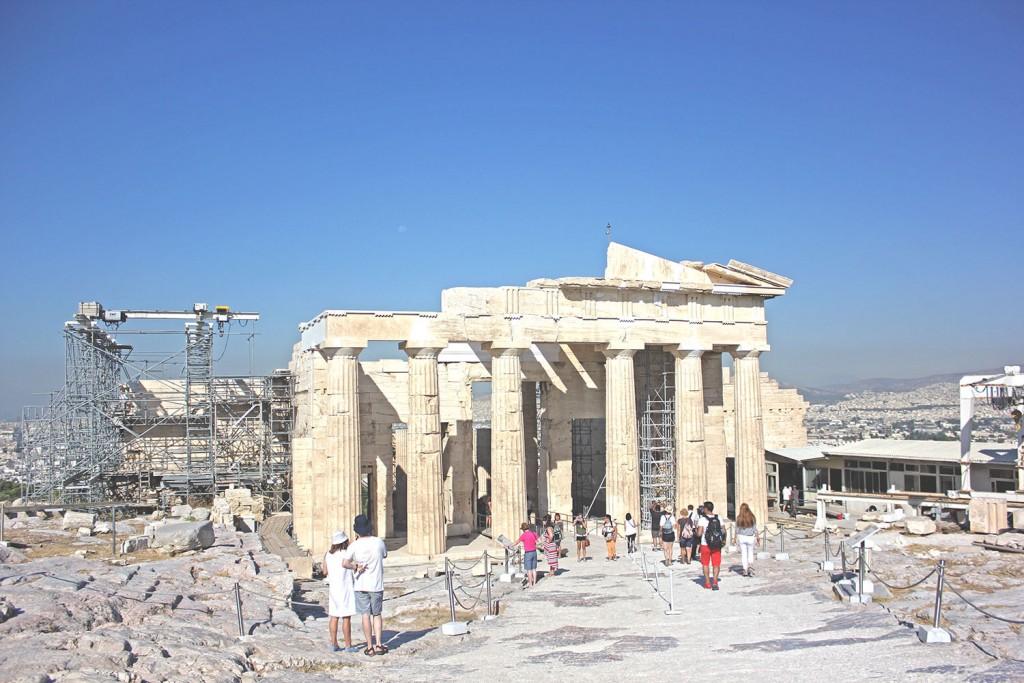 Exploring Ancient Athens