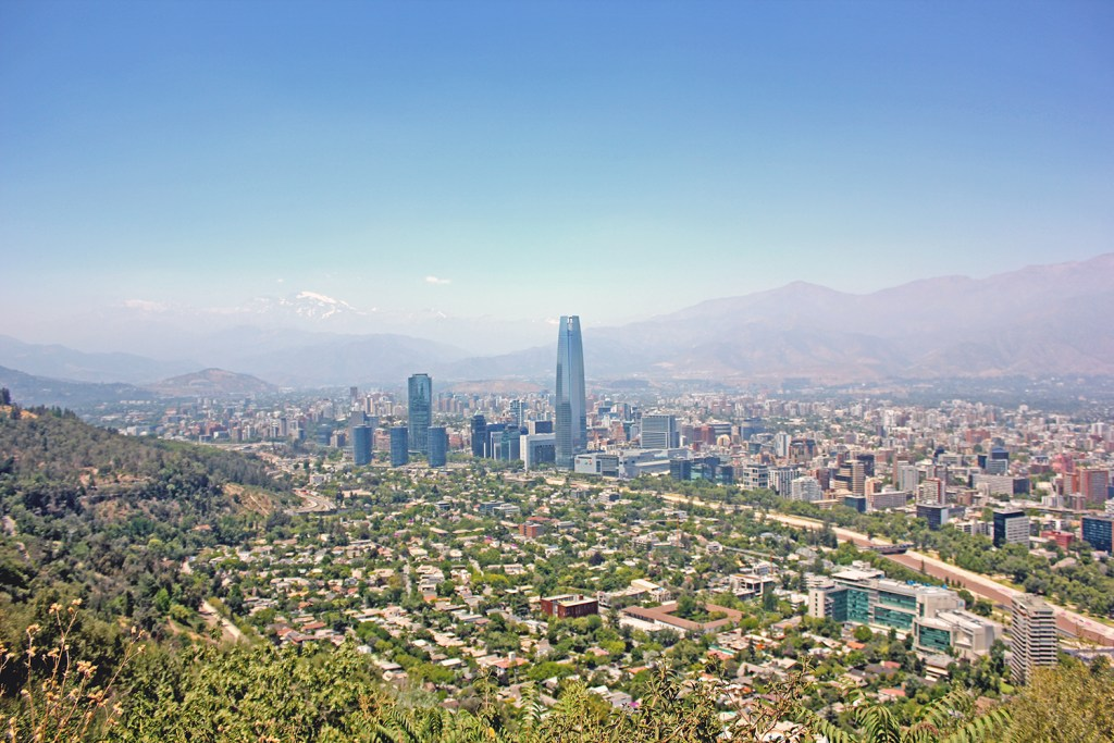 How to spend 24 hours in Santiago