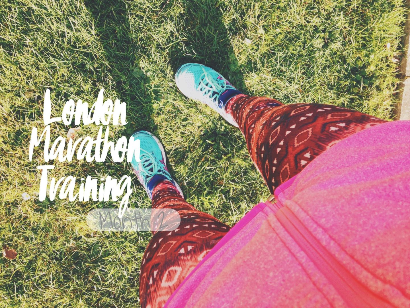 London Marathon Training: Month 2