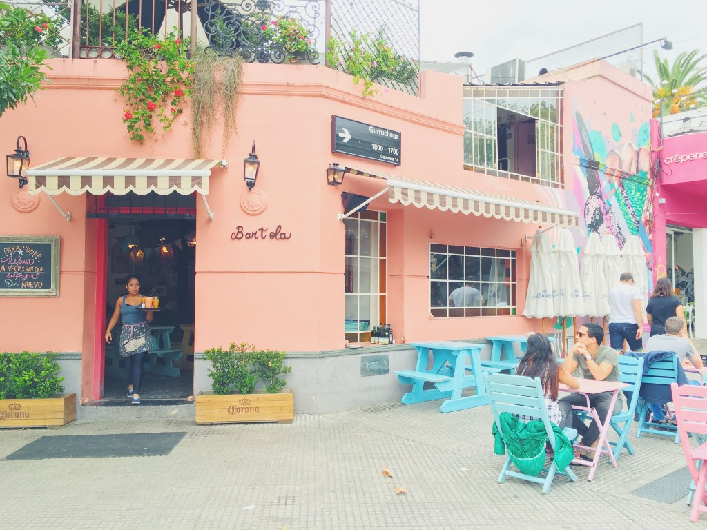 48 hours in Buenos Aires - Palermo Soho