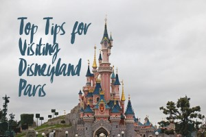 Tips for Visiting Disneyland Paris