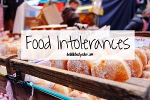 food intolerances