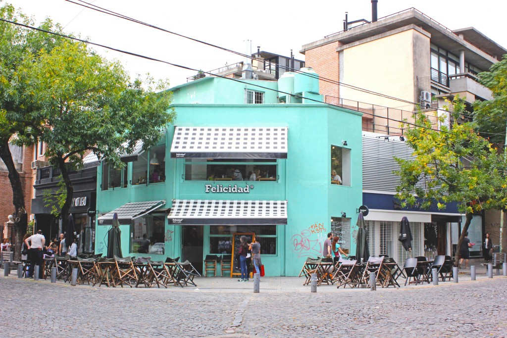 Palmero - must visit neighbourhoods in buenos aires