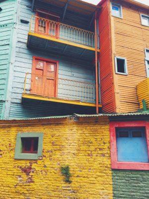 la boca - must visit neighbourhoods in buenos aires