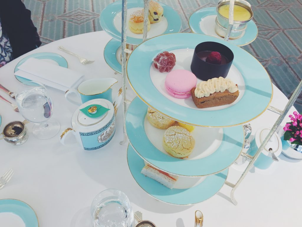 Eating in London: Gluten Free - Fortnum and Mason