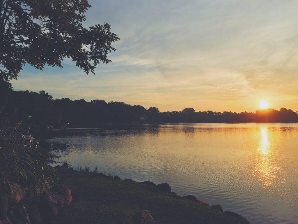 Graduation - Michigan Sunrise