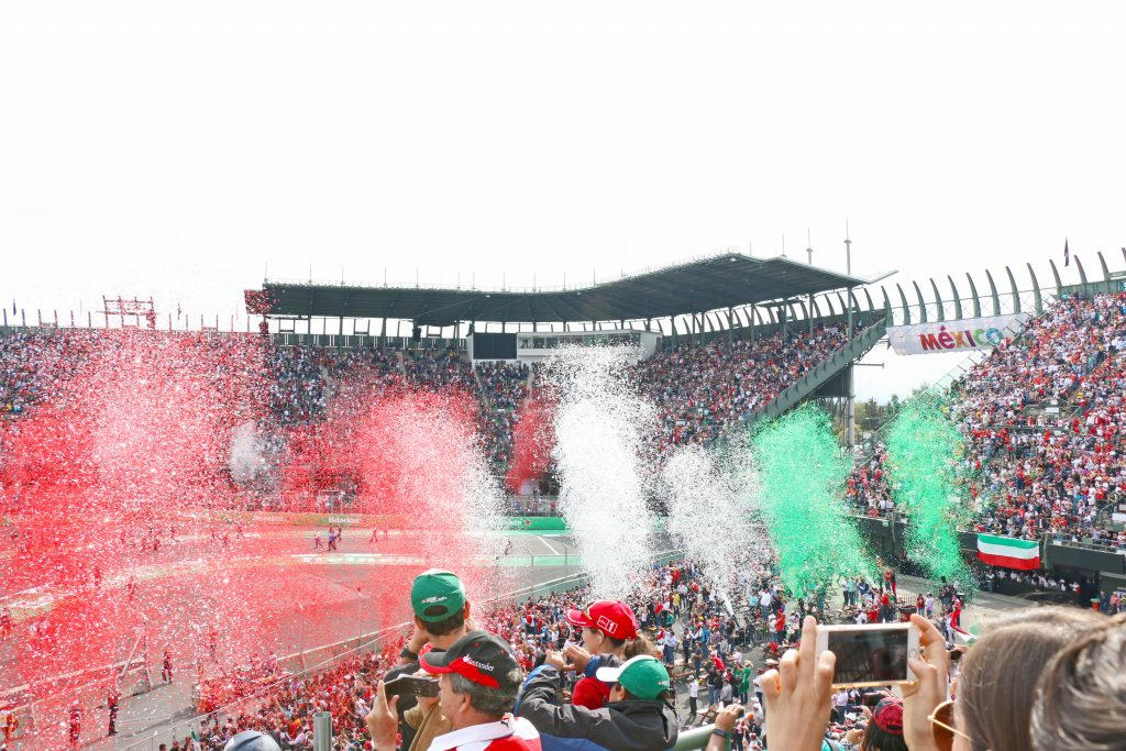 mexico F1 - moments of happiness in mexico city