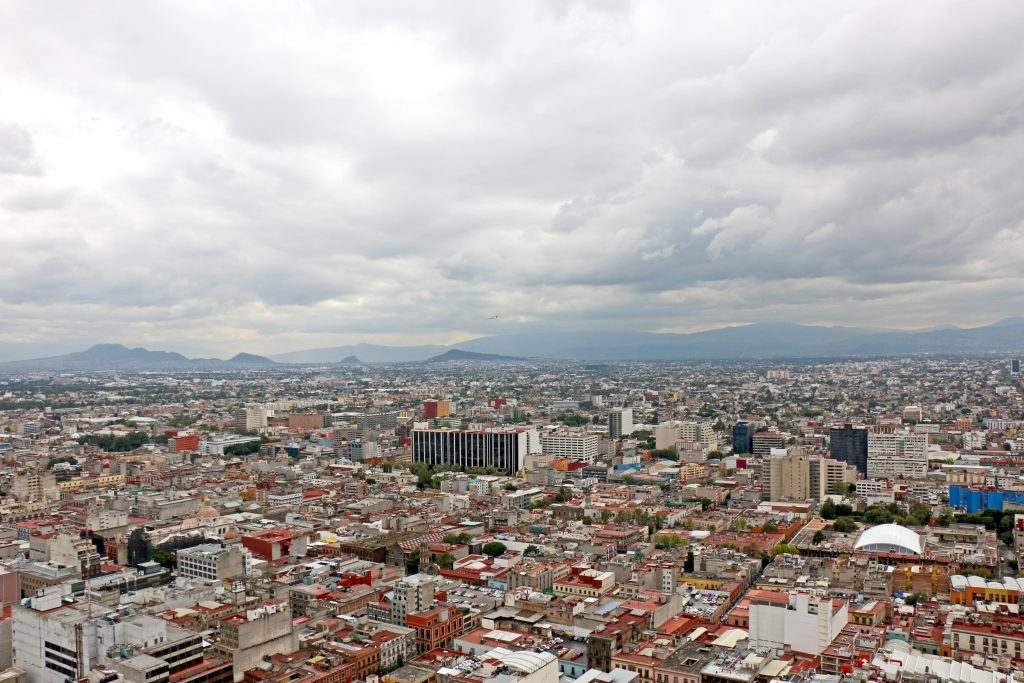 Cost of a Week in Mexico City