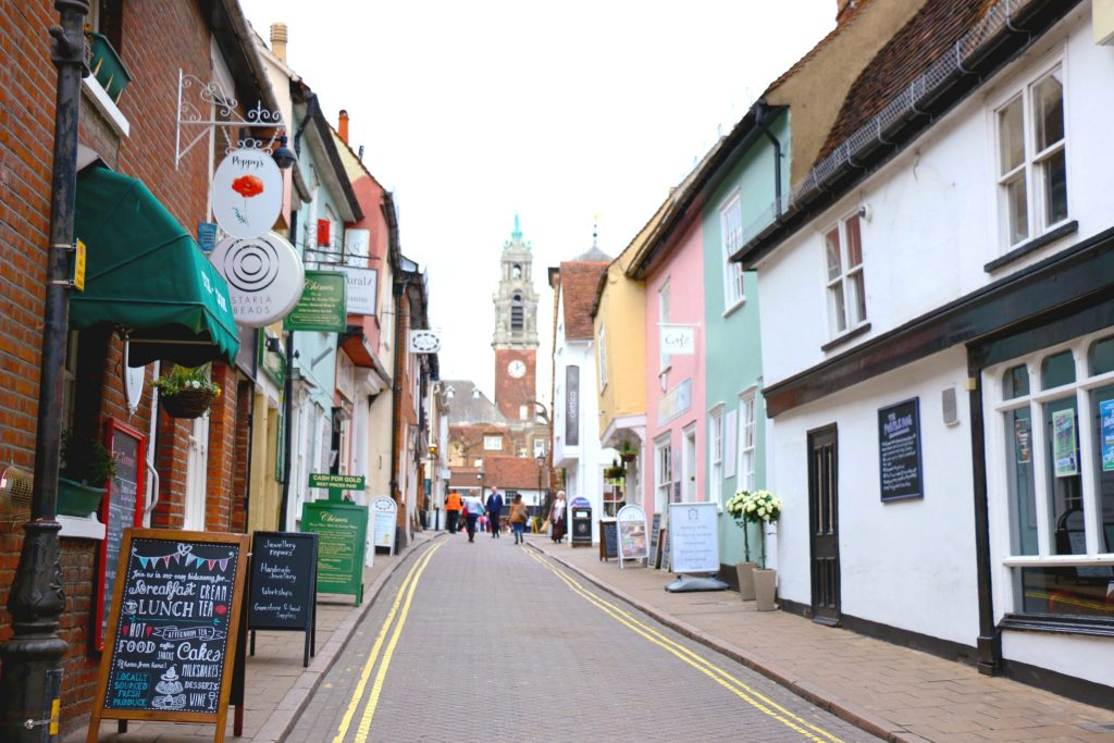 Perfect Day Trip to Colchester