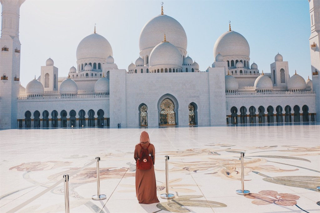 Itinerary for Two Days in Abu Dhabi