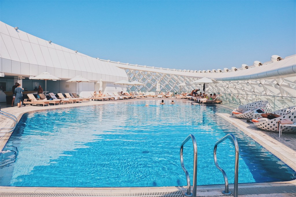 Luxury Stay at the Yas Viceroy in Abu Dhabi