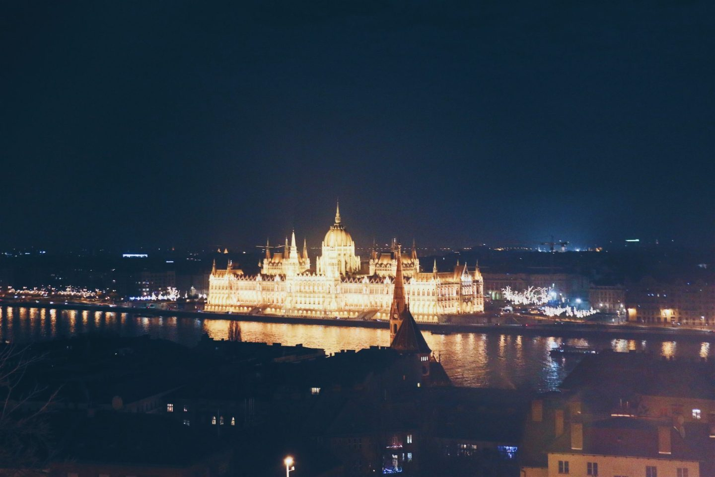 Itinerary for Two Days in Budapest