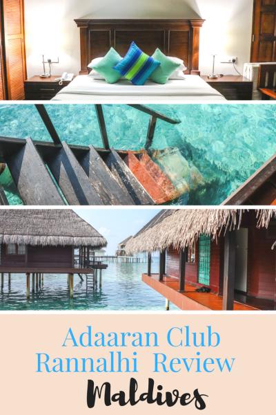 Adaaran Club Rannalhi Review