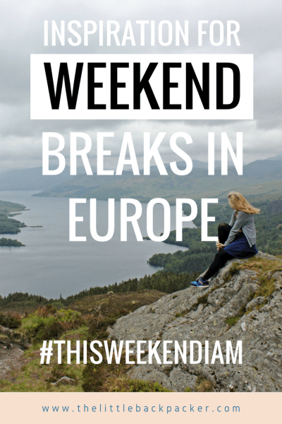 #thisweekendiam and Other Weekend Inspiration
