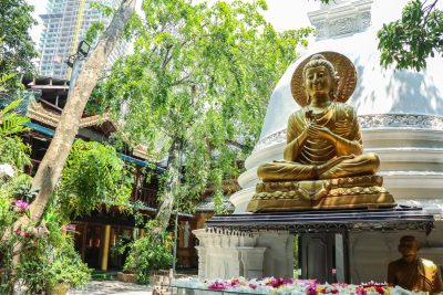 Things to do in Colombo - Gangaramaya Buddhist Temple