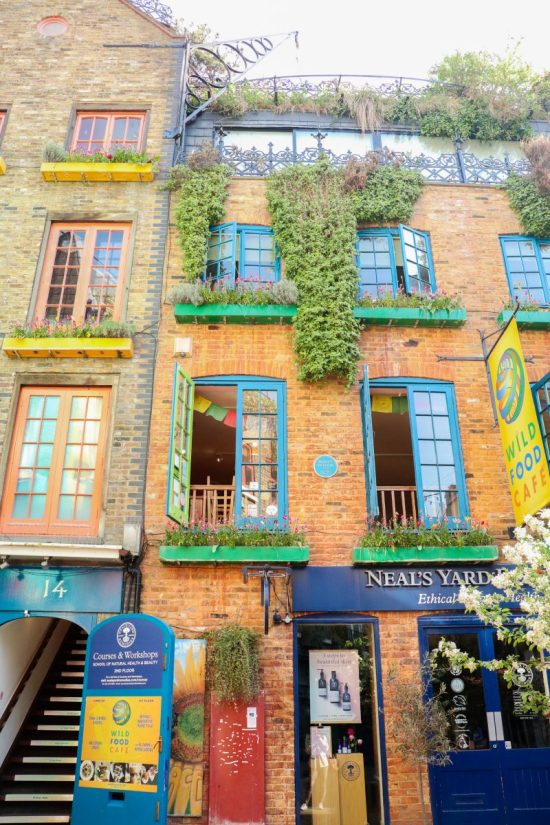 4 things to do in London