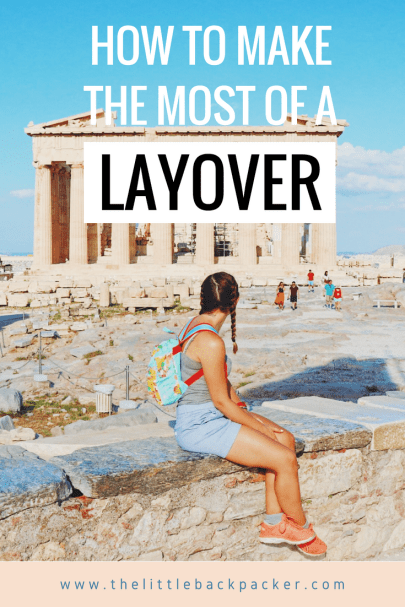 how to make the most of a layover