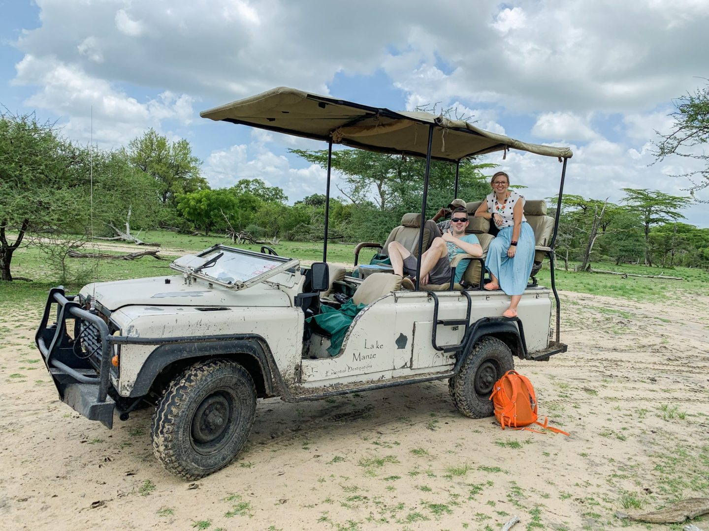 Review: Lake Manze Camp, Selous Game Reserve