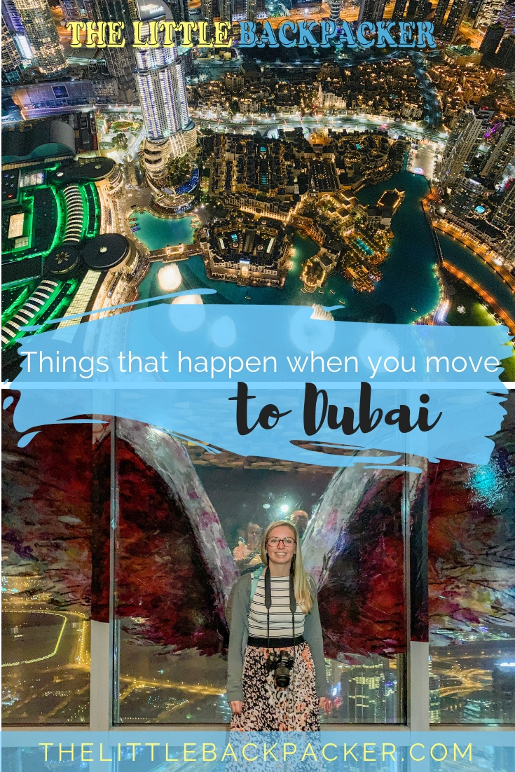 Things That Happen When You Move to Dubai