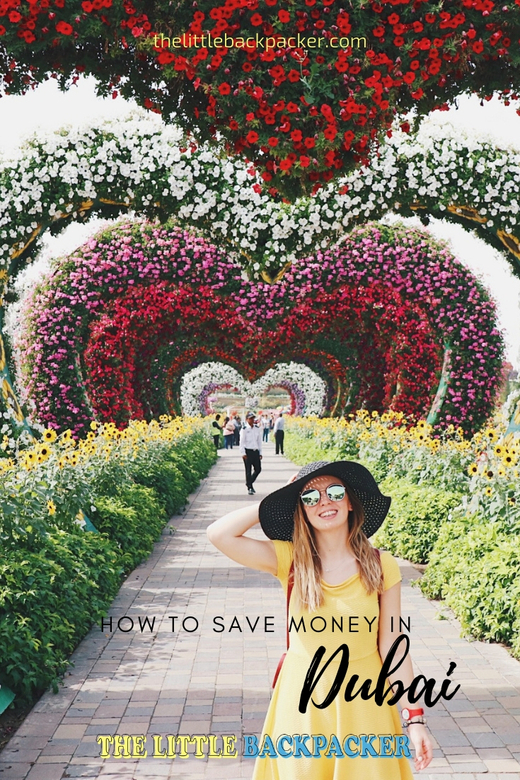 How to Save Money in Dubai as a Tourist