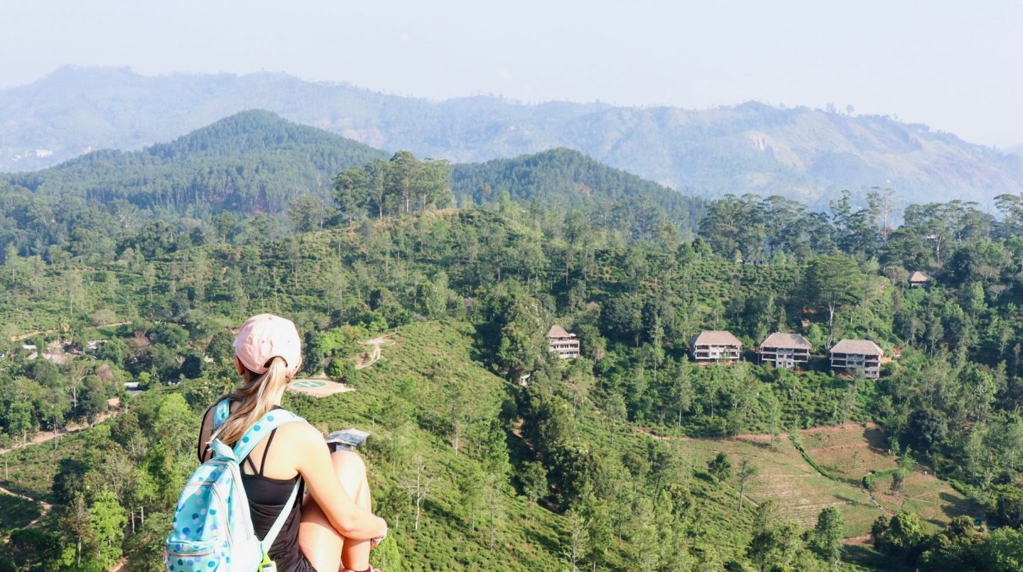 things to do in Ella - view from little adams peak