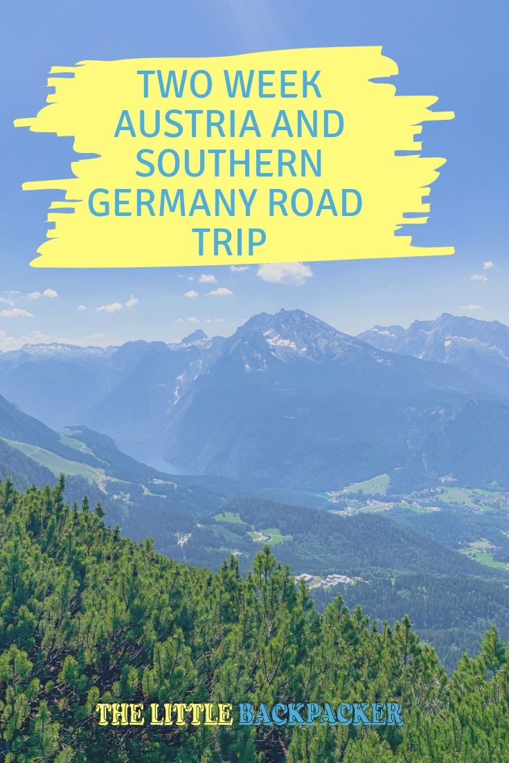 Two Week Austria and Southern Germany Road Trip