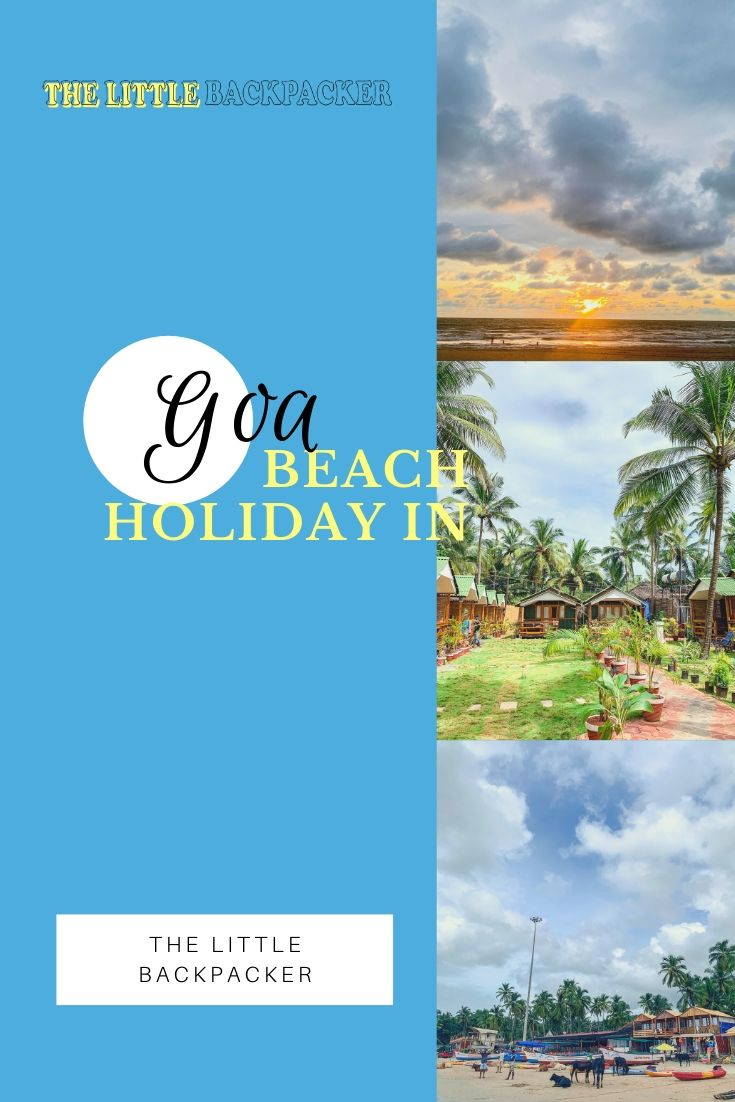 Beach holiday in Goa
