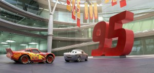 Lightning McQueen 95.