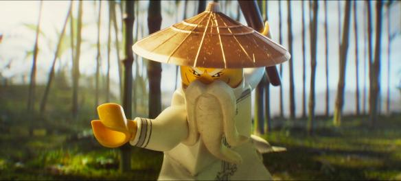 The Lego Ninjago Movie Review The Little Binger