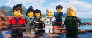 The Ninjagos The Lego Ninjago Movie Review The Little Binger