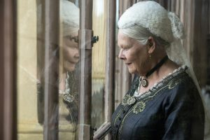 Dame Judi Dench as Queen Victoria
