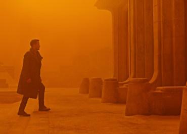 RYAN GOSLING as K in Blade Runner 2049