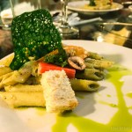 Seafood Pesto | Chatsi Bloggers Night
