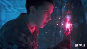 Eleven from the Upside Down