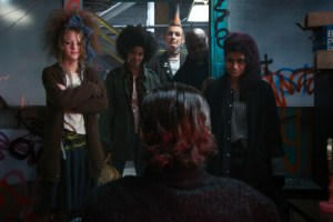Eight and Eleven in Stranger Things 2, Netflix