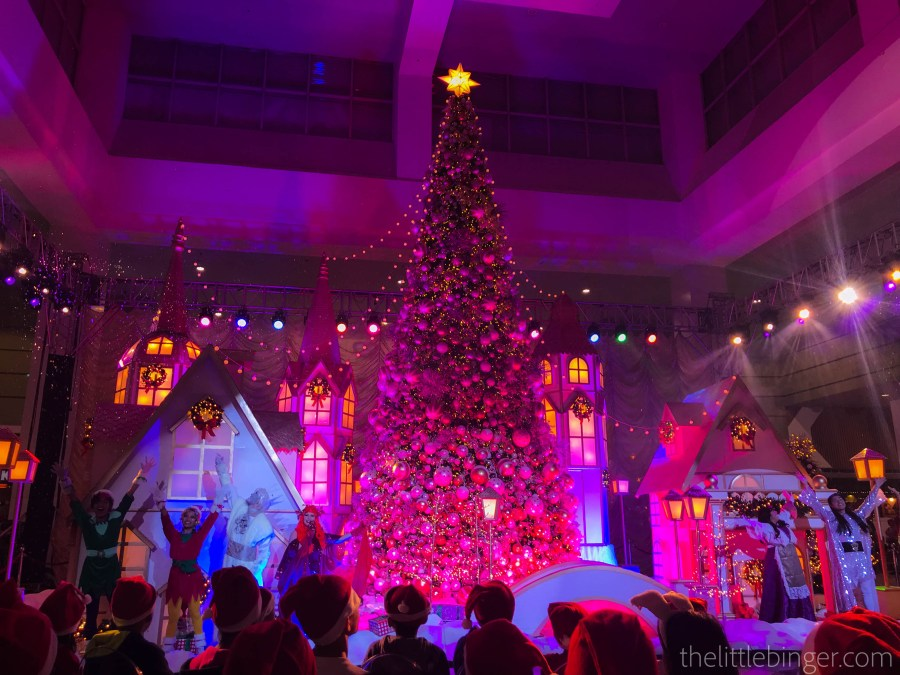 The Christmas Lights are On! | Christmas Town at SM Southmall