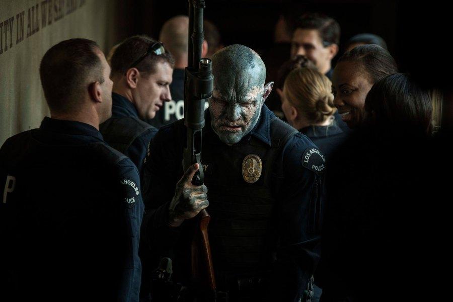 Joel Edgerton as Officer Nick Jakoby in Netflix's Bright | Photo: Netflix