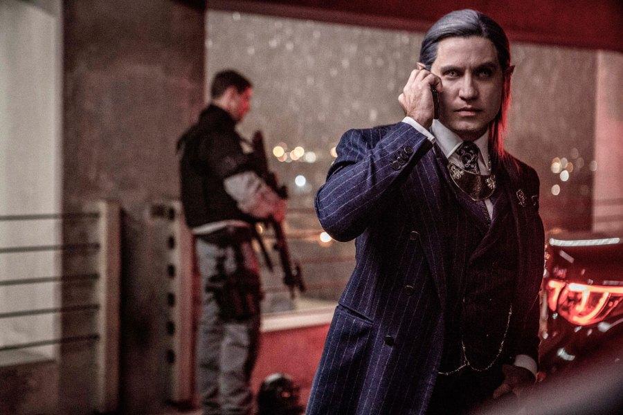 Edgar Ramirez as Kandomere in Netflix's Bright | Photo: Netflix